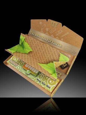 Greengo/FLY Tray Set Brown Silk