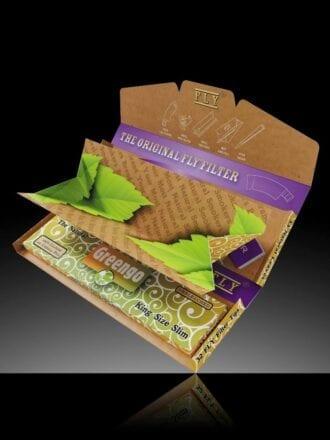 Greengo/Fly Tray Set Purple Silk