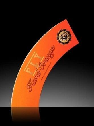 fly hard orange filter