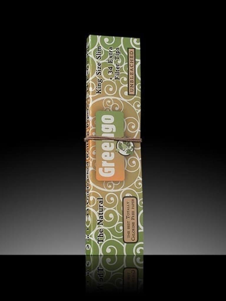 Greengo King Size Slim + Filter